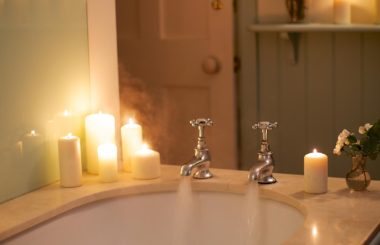 aromatherapy oils for the bath
