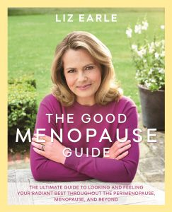 PRESS The Good Menopause Guide jacket