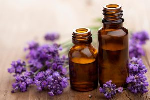 Lavender oil to treat spots on your back from Liz Earle Wellbeing