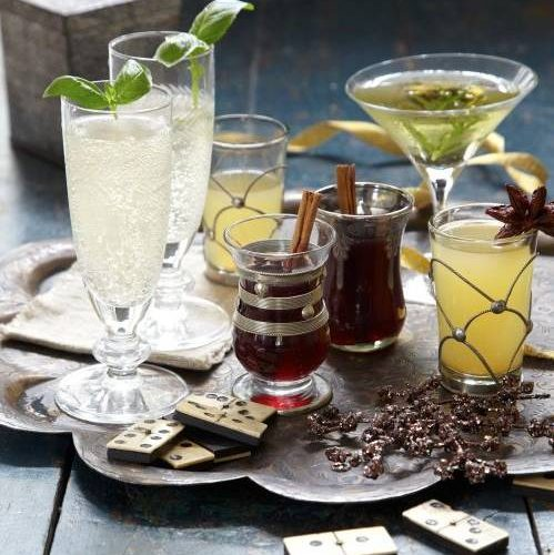 Spiced apple punch recipe from Liz Earle Wellbeing