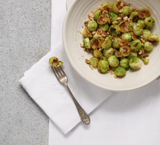 Brussels sprouts recipe