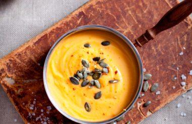 pumpkin soup reipce