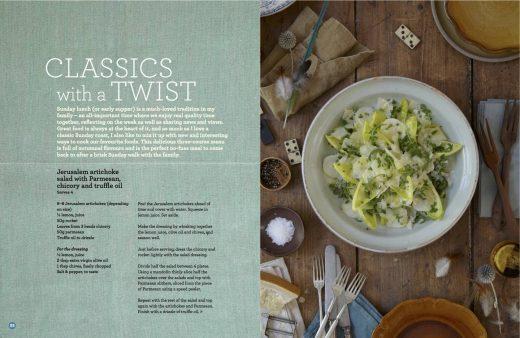 Liz Earle Wellbeing Magazine Autumn 2015 Classics with a twist