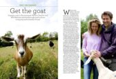 Liz Earle Wellbeing Magazine Autumn 2015 Get the Goat copy
