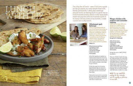 Liz Earle Wellbeing Magazine Autumn 2015 Lunch with Liz
