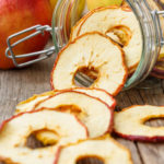 Dried apple rings recipe from Liz Earle Wellbeing