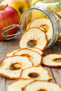 Dried apple rings recipe from Liz Earle Wellbeing