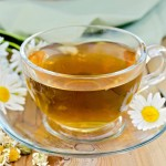 Camomile tea in how to get a good night's sleep from Liz Earle Wellbeing