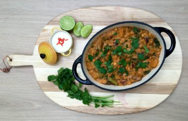 Vegetable red thai curry recipe from Liz Earle Wellbeing