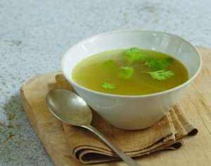 bone broth recipe winter hydration from Liz Earle Wellbeing