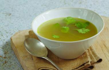 bone broth recipe from Liz Earle Wellbeing