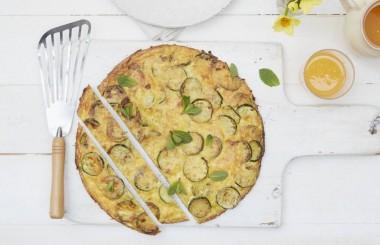 Liz Earle Wellbeing frittata recipe