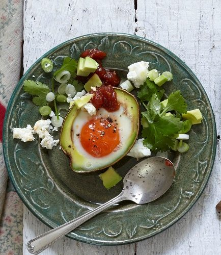 Avocado egg cups recipe Liz Earle Wellbeing 2
