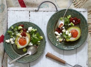 Avocado egg cups Liz Earle Wellbeing