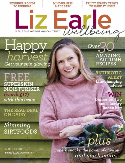 Subscribe to Liz Earle Wellbeing