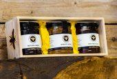 British Honey Company Liz Earle Wellbeing Summer 2017 free gift