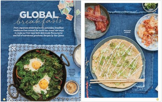 Global Breakfasts - Liz Earle Wellbeing Spring 2018 copy