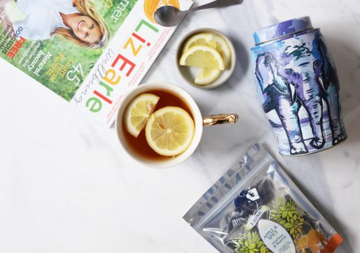 Free Williamson Tea with Liz Earle Wellbeing magazine subscription