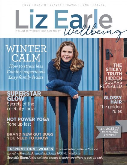Liz Earle Wellbeing - Winter 2017