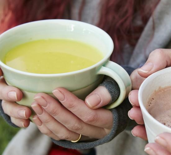 Turmeric Latte Liz Earle Wellbeing