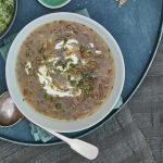 French onion soup Liz earle Wellbeing