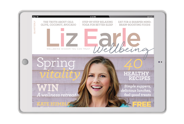 Liz Earle Wellbeing Spring 2017 digital edition