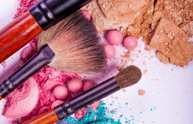 spring clean your make-up bag and brushes Liz Earle Wellbeing