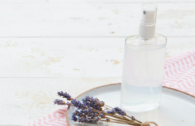 Lavender DIY face and body spritzer