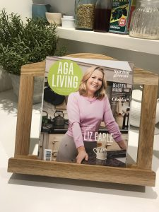 Aga magazine Liz Earle Wellbeing