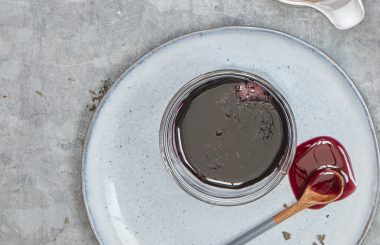 Grape and lavender jelly Liz Earle Wellbeing recipe