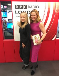BBC Radio London The Good Gut Guide Liz Earle Wellbeing