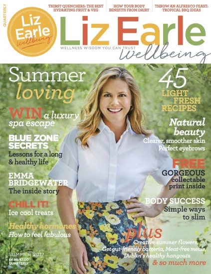 Summer 2017 Liz Earle Wellbeing