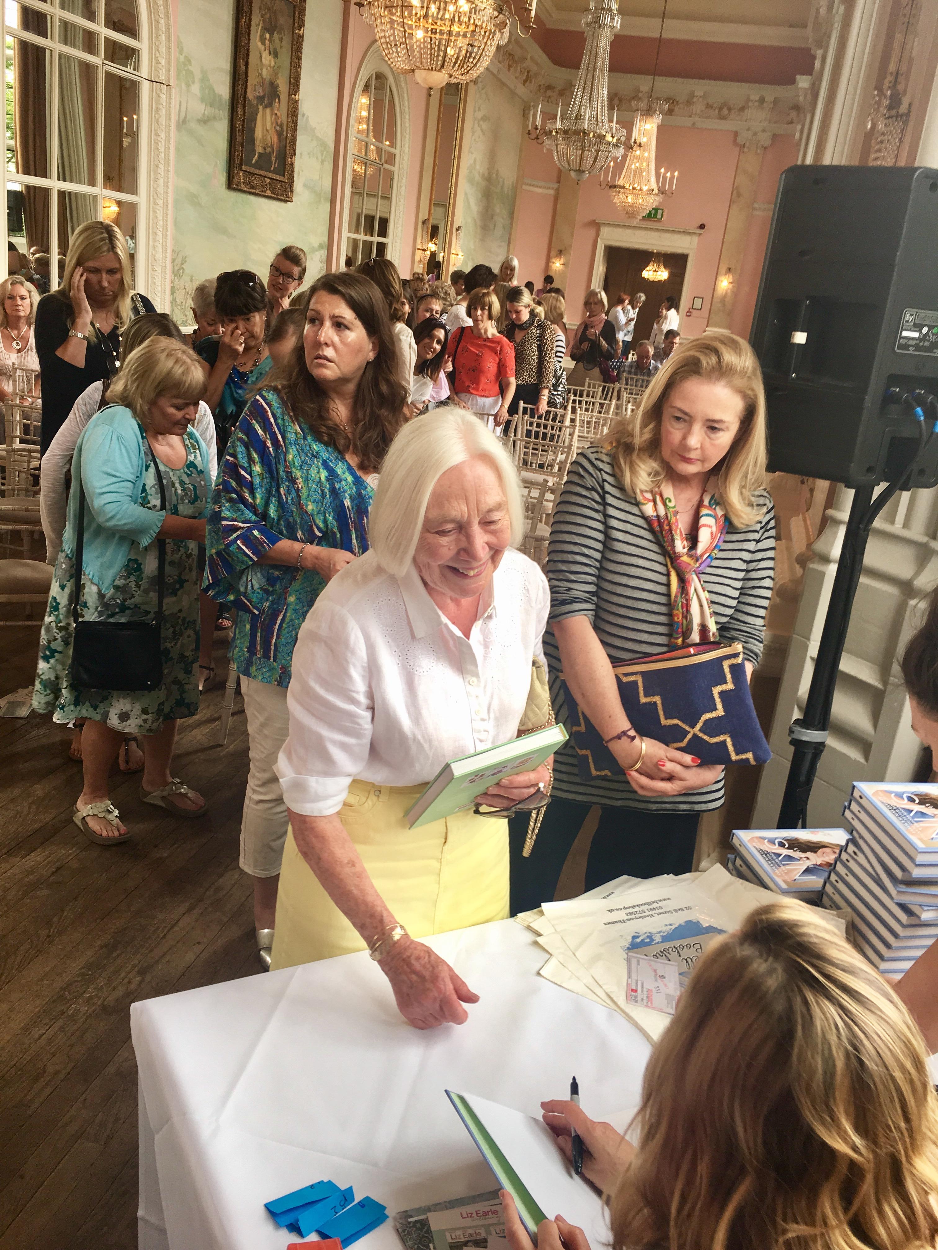 Henley Literary Festival Liz Earle Wellbeing