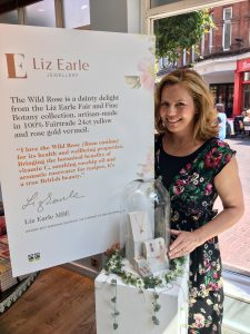 Fair and Fine Liz Earle jewellery Liberty London
