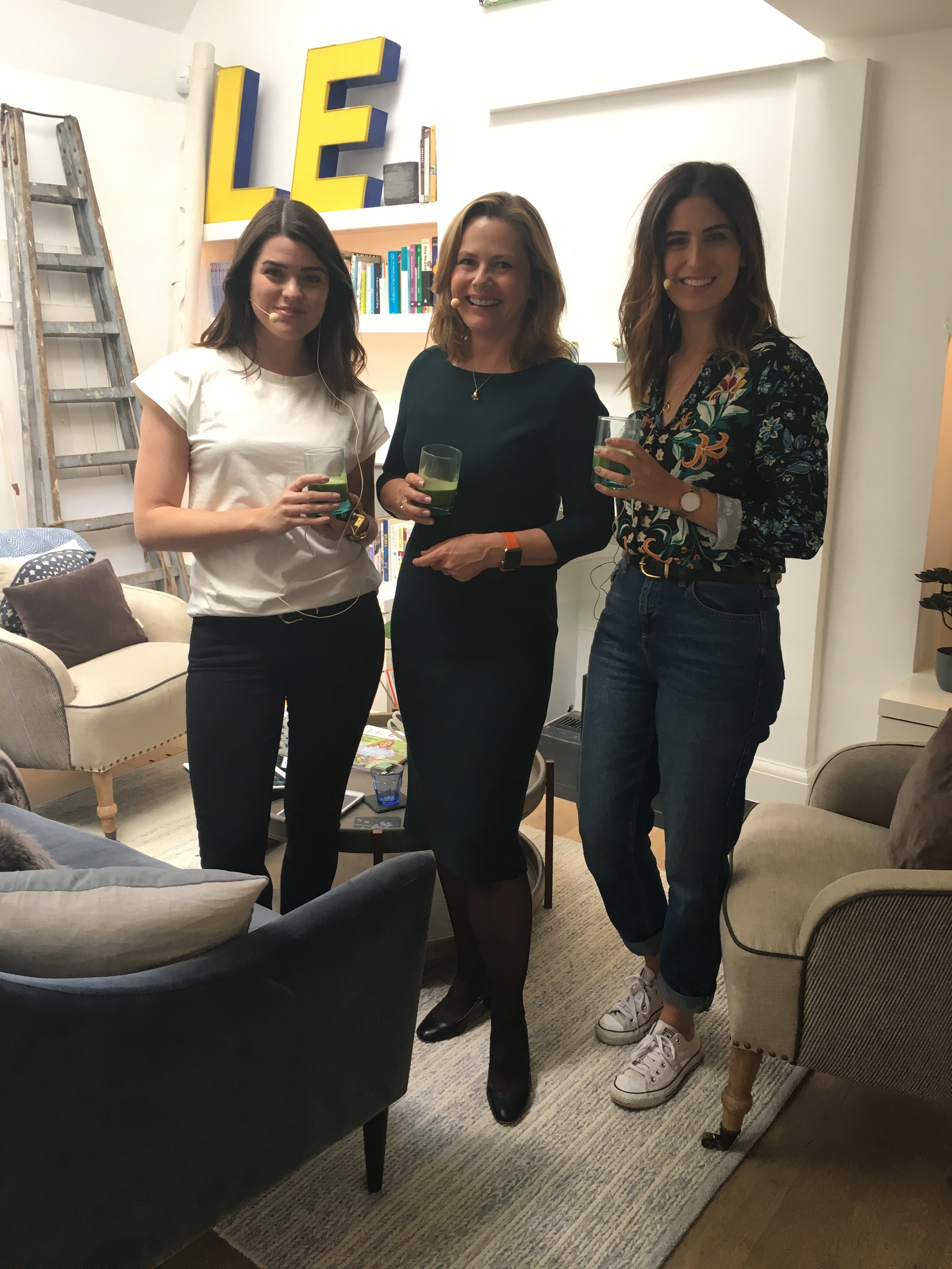 Lily Pebbles The Anna Edit Liz Earle Wellbeing podcast