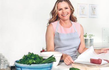 Poke grain bowl recipe from Liz Earle Wellbeing