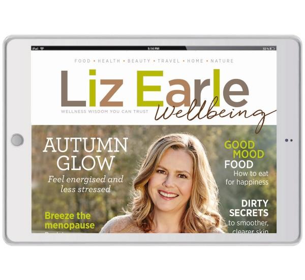 Liz Earle Wellbeing Autumn 2017 Digital Edition