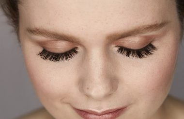Easy false eyelashes tutorial - Liz Earle Wellbeing