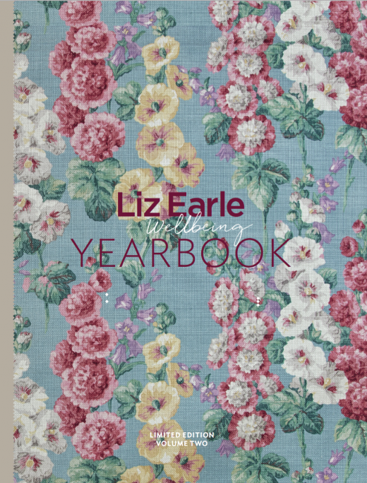 Liz Earle Wellbeing - Yearbook Two - Limited Edition Cover