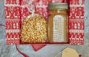 Liz Earle Wellbeing pop corn spice mix
