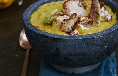 Coconut and lemon lentle soup recipe - Liz Earle Wellbeing