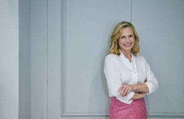 liz in studio pr shot clear skin liz Earle wellbeing magazine
