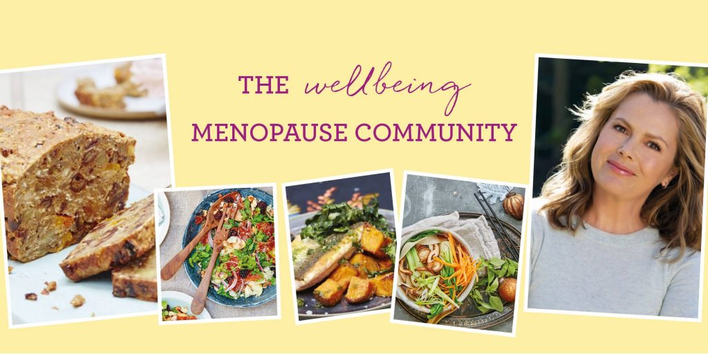 The Wellbeing Menopause Community