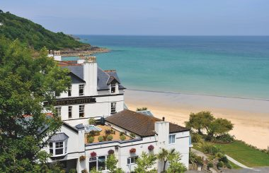 Win a stay at Carbis Bay Hotel