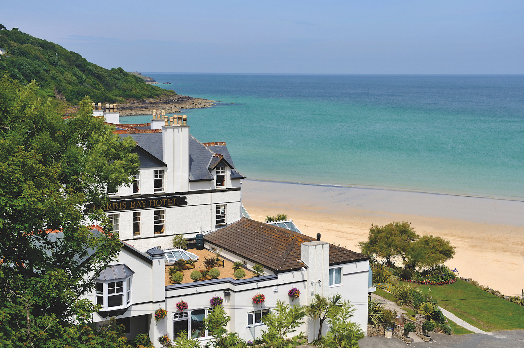 Wellbeing Escape Win A Two Night Stay At Carbis Bay