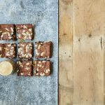 chocolate and almond kladdkaka fika brownies liz earle wellbeing