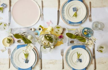 Easy homeomage easter decoration from Liz Earle Wellbeing