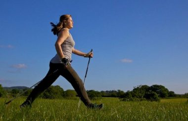 Put A Spring In Your Step With Nordic Walking Liz Earle Wellbeing