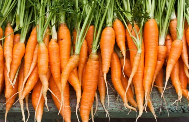 carrots fruit and vegetables liz earle wellbeing