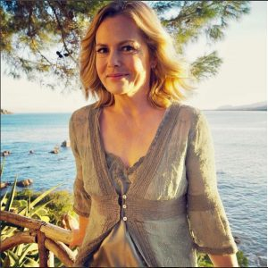 liz in sardinia this morning liz earle wellbeing